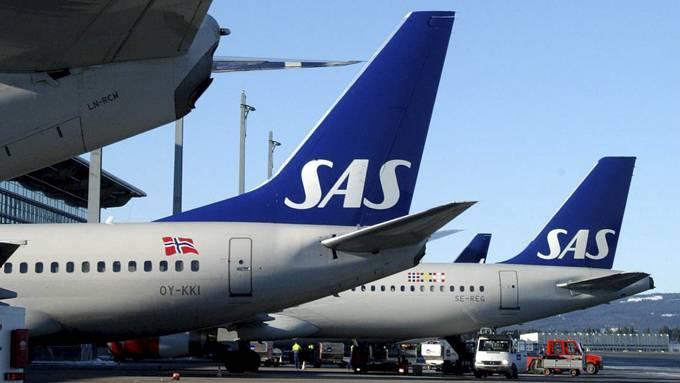 Fly SAS Destinasjoner