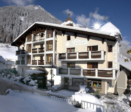 Hotel Alpina, Ischgl