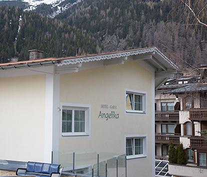 Hotel Garni Angelika, Ischgl