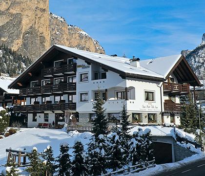 Hotel Garni Villa Anna, Val Gardena