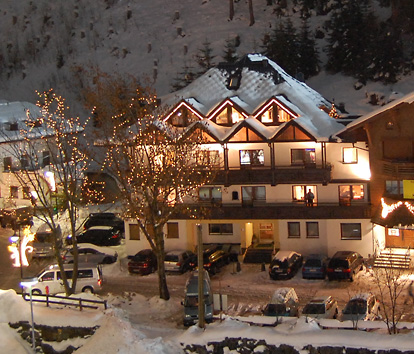 Hotel Garni Piz Arina, Ischgl