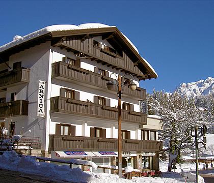 Hotel Garni Arnica, Madonna di Campiglio