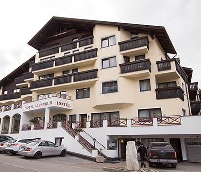 Hotel Alpenruh, Serfaus