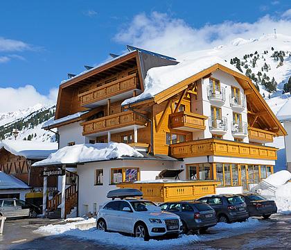 Hotel Bergkristall, Obergurgl
