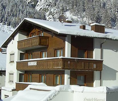 Hotel Garni Binta, Ischgl
