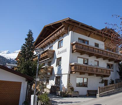 Pension Haus Alpenblick, Serfaus