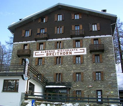 Hotel Breithorn, Cervinia