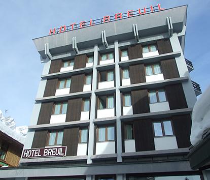 Hotel Breuil, Cervinia