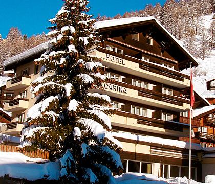 Hotel Carina, Zermatt