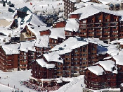 Residence Le Cheval Blanc, Val Thorens