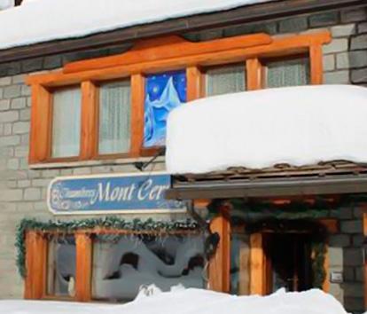 Hotel Chambres Mont Cervin, Cervinia