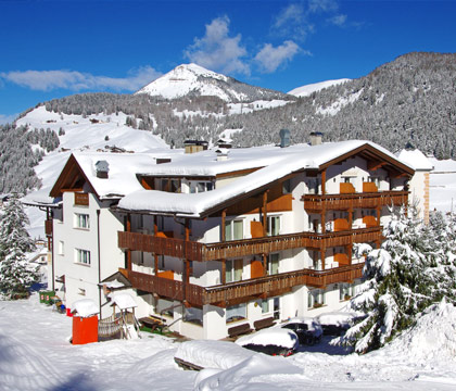 Hotel Continental, Val Gardena