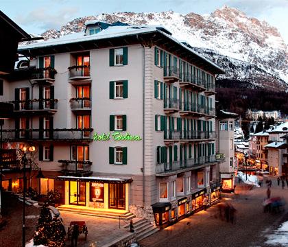 Hotel Cortina, Cortina