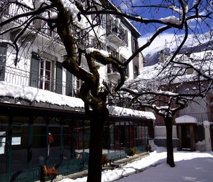 Hotel Cretes Blanches, Chamonix