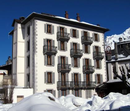 Hotel Croix Blanche, Chamonix