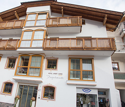 Hotel Garni Dorfschmiede, Ischgl