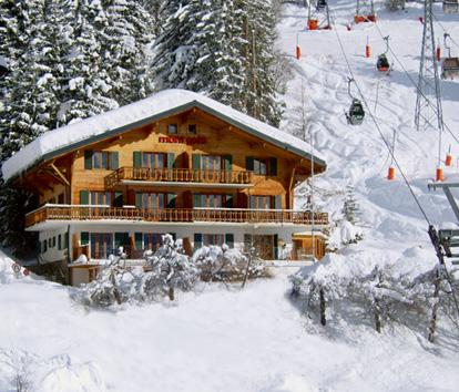 Hotel Mont Gelé, Verbier