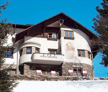 Haus Gertrud, St Anton