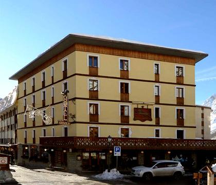 Hotel Grivola, Cervinia