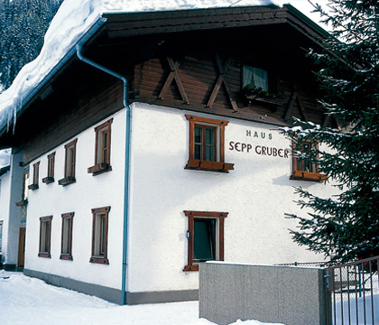 Pension Gruber, St Anton