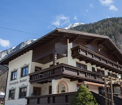Tirolerheim Grüner, Sölden