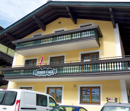Pension Hager, Saalbach
