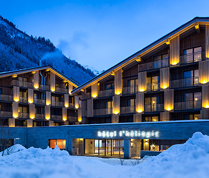 Hotel L∩Héliopic, Chamonix