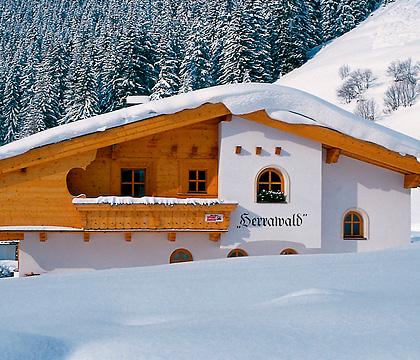 Haus  Herrawald, St Anton