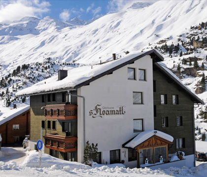 Pension S`Hoamatl, Obergurgl