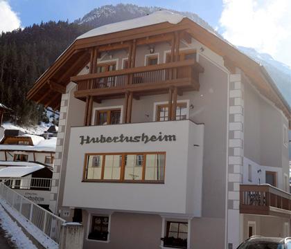 Haus Hubertusheim, Ischgl