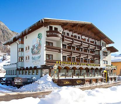 Hotel Hubertus, Sölden