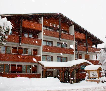 Hotel L Igloo, Morzine