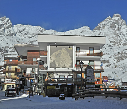 Hotel Meubé Joli, Cervinia