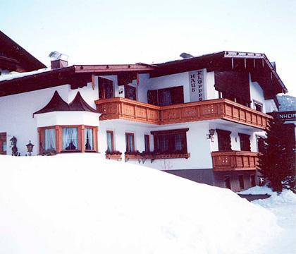 Haus Klöpfer, St Anton