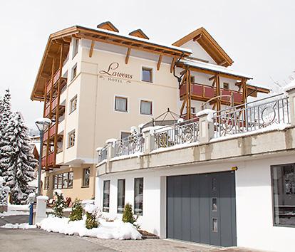 Hotel Garni Lawens, Serfaus