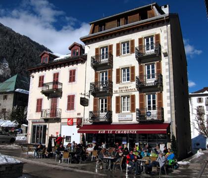 Hotel Le Chamonix, Chamonix
