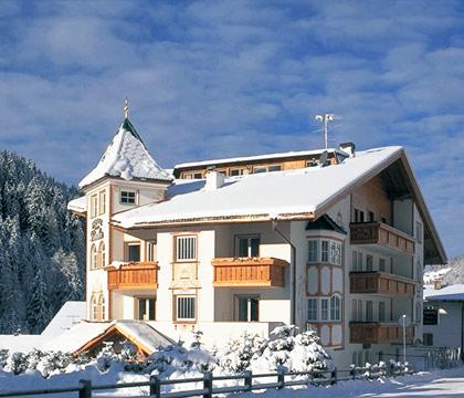 Hotel Linder, Val Gardena