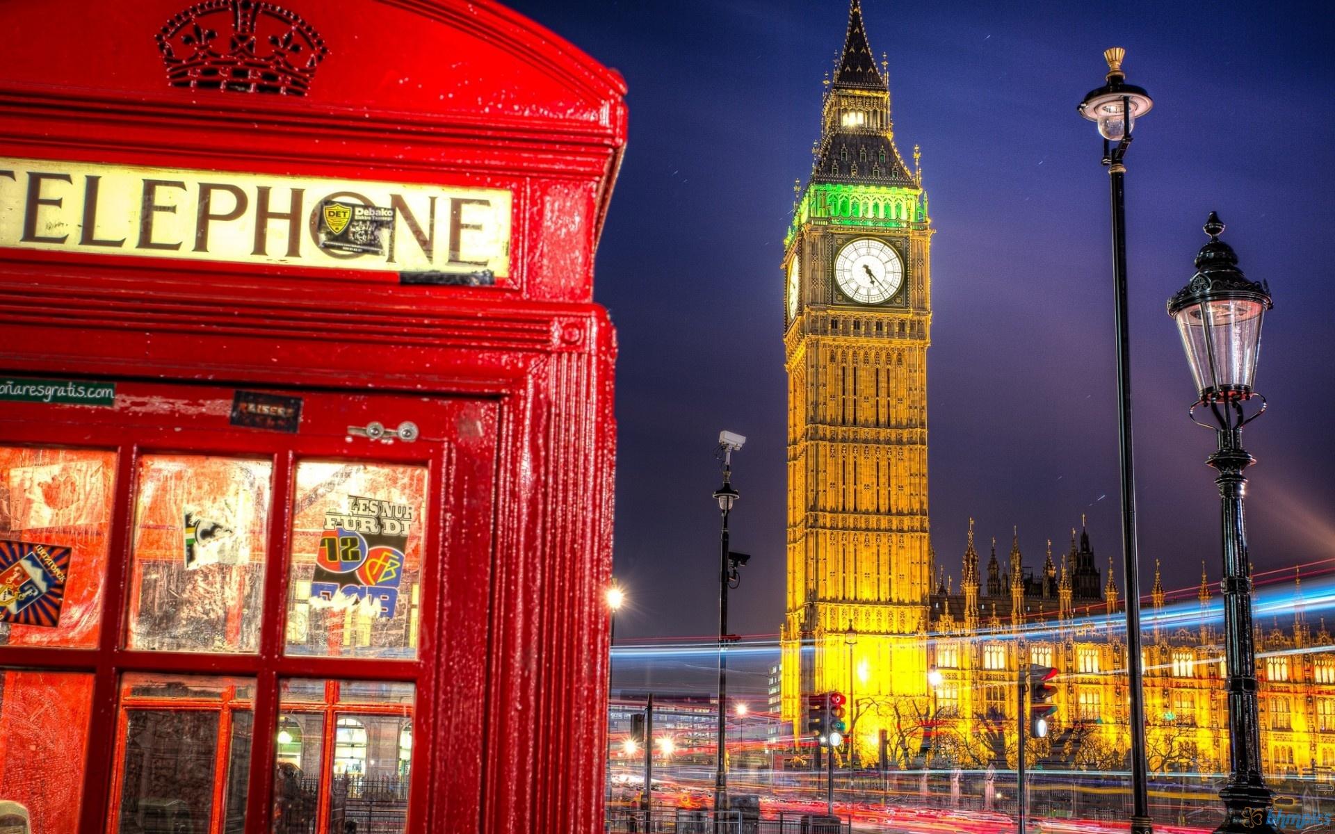 Reise til London