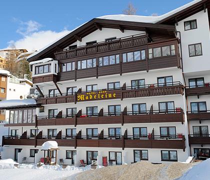 Hotel Madeleine, Obergurgl