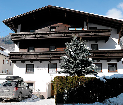 Haus Maschler, St Anton