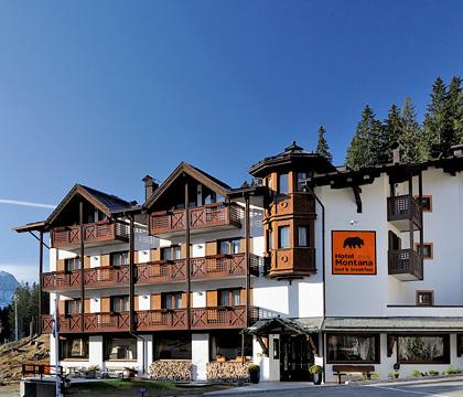 Hotel Montana, Madonna di Campiglio