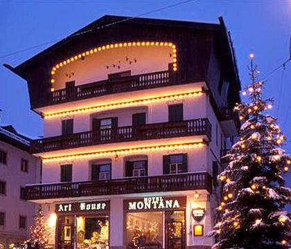Hotel Montana, Cortina
