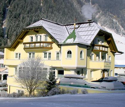 Hotel Garni Neder, Ischgl
