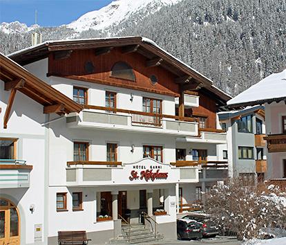 Hotel St Nikolaus, Ischgl