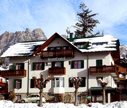 Hotel Meuble Oasi, Cortina