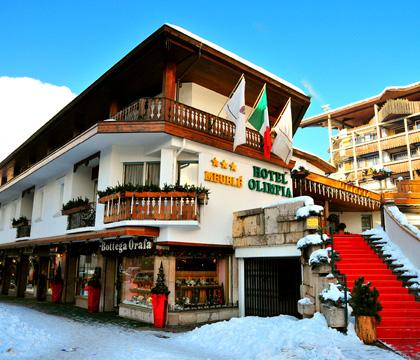 Hotel Olimpia, Cortina