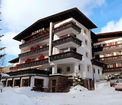 Hotel Olympia, Val Gardena