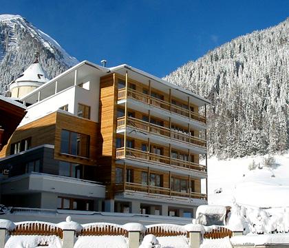 Hotel Garni Panorama, Ischgl