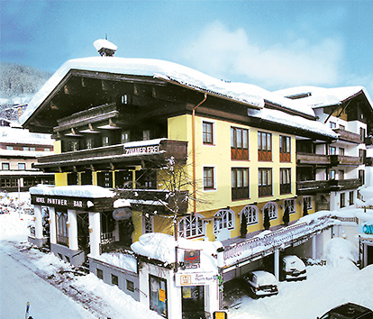Hotel Panther, Saalbach