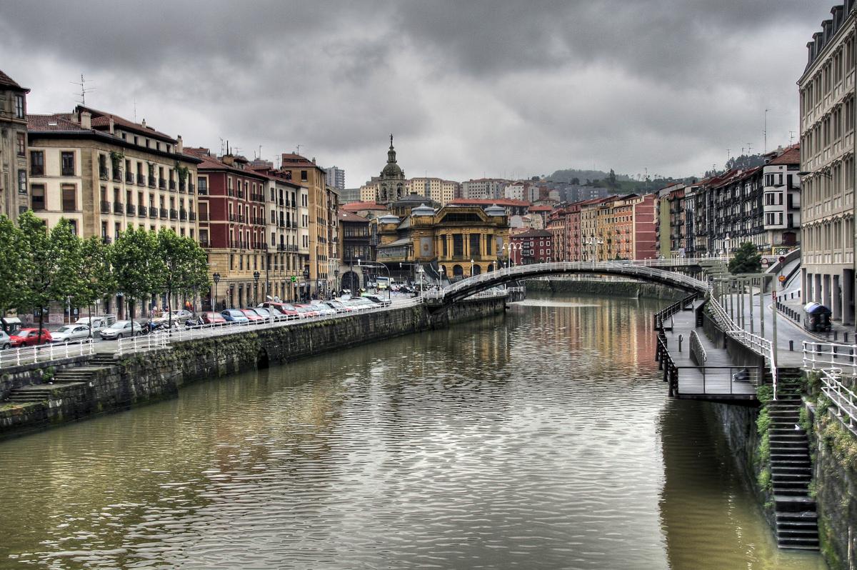Fly til Bilbao